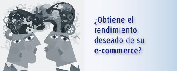 Rendimiento E-commerce